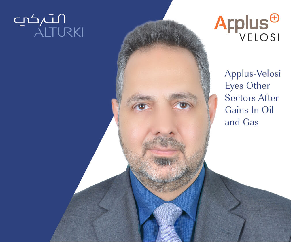 Applus-Velosi Eyes Other Sectors After Gains in Oil and Gas